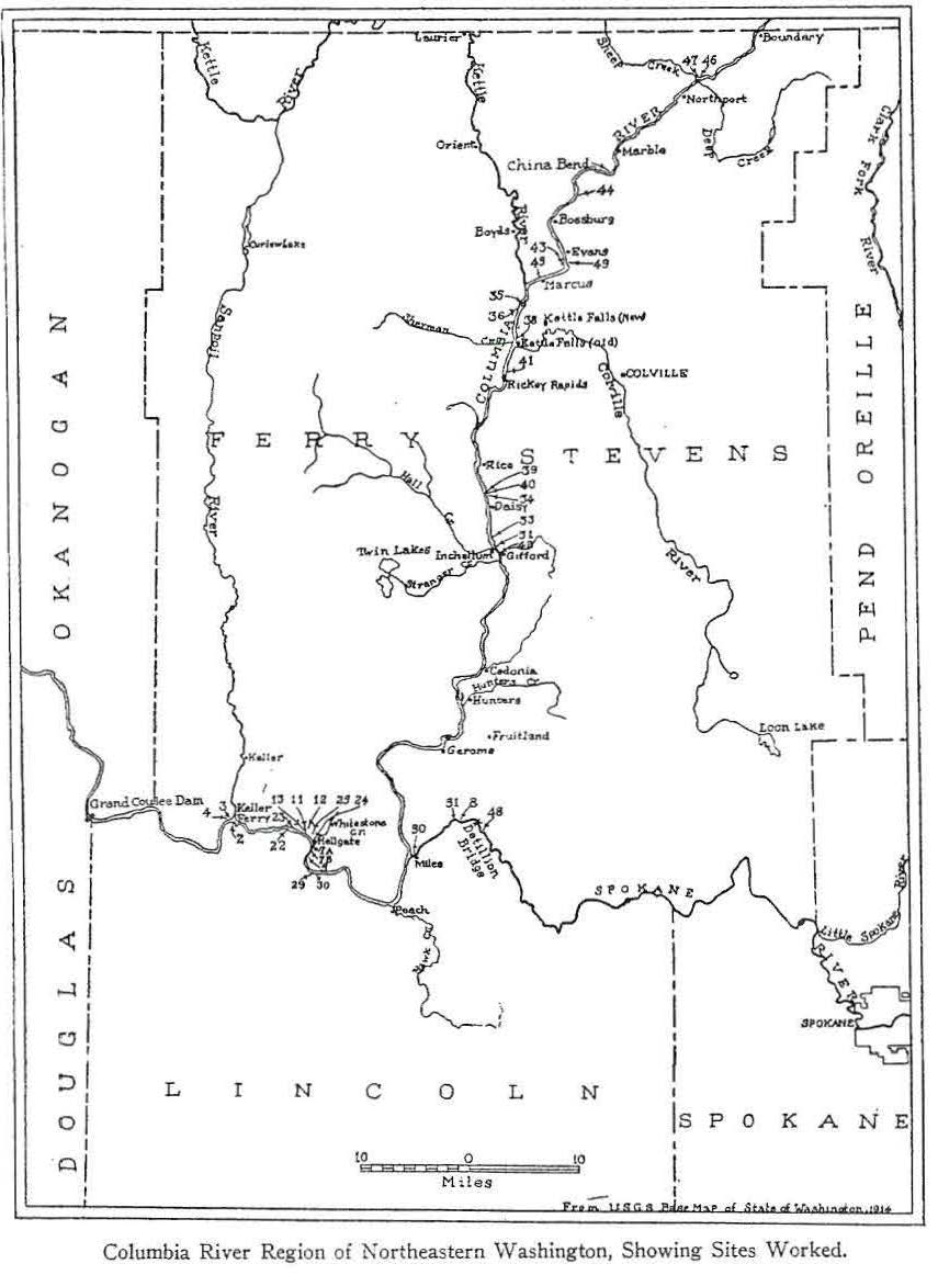 New Deal Archaeology In The Evergreen State NYA