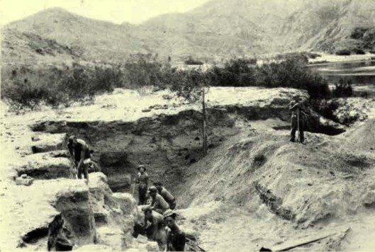 "C.C.C. excavations under M.R. Harrington at Nevada's ""Lost City"""